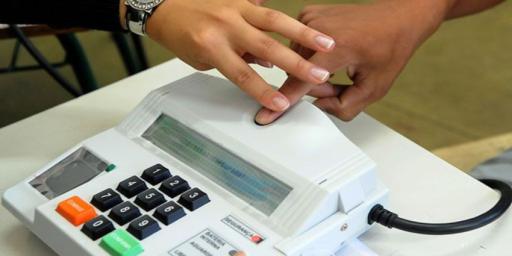 Recadastramento biométrico em Redenção