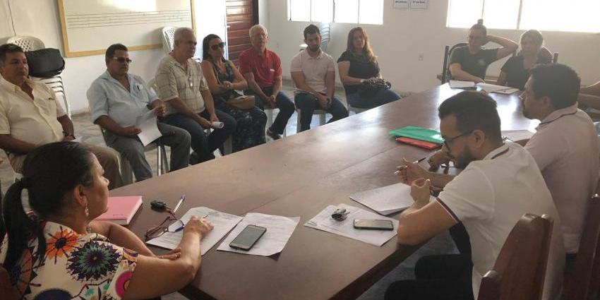 Conselho de Cidades de Redenção é formado nesta sexta
