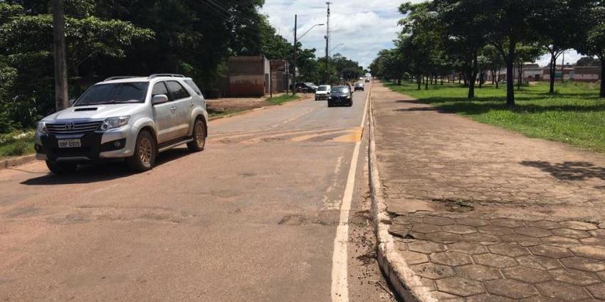 Pista da Avenida Brasil será interditada