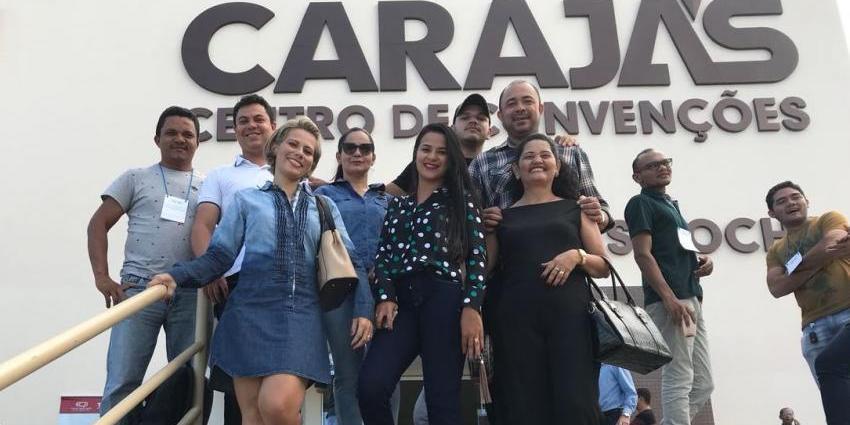 Servidores da prefeitura de Redenção participam de treinamento do TCM em Marabá
