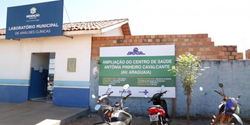 """""""É um desafio constante proporcionar saúde de qualidade para a população"""", diz prefeito Iavé"""