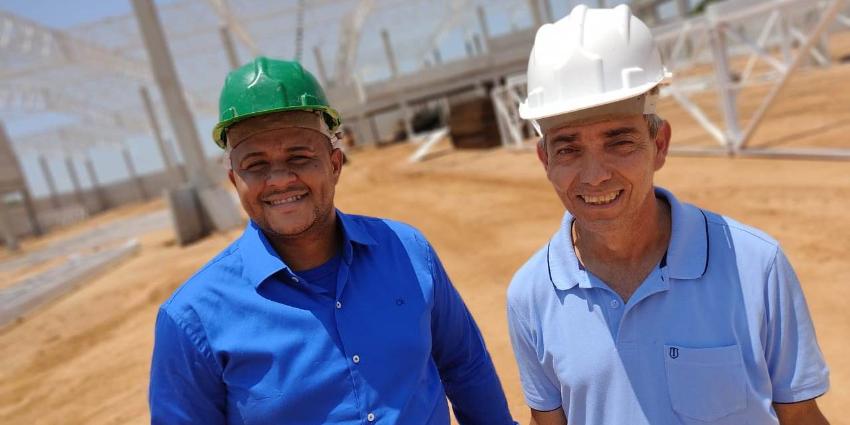 Marcelo é reeleito prefeito de Redenção