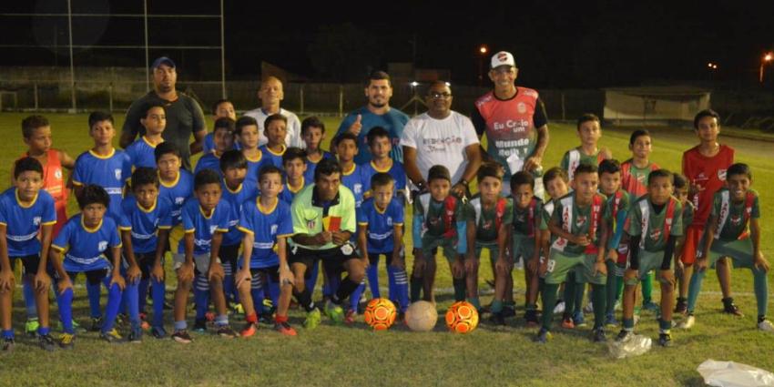 Torneios de futebol de base recebem apoio da prefeitura de Redenção