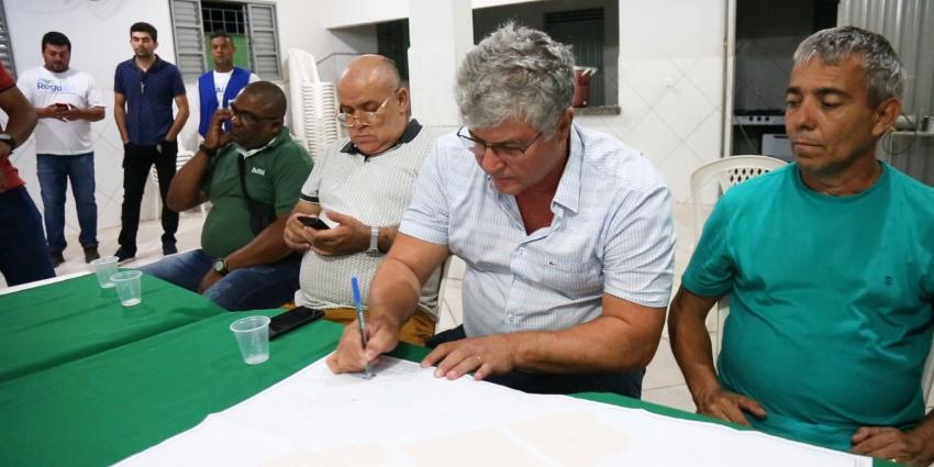 Cidade avança na regularização fundiária
