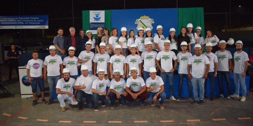 Aula inaugural marca o início das atividades da Unifesspa em Redenção