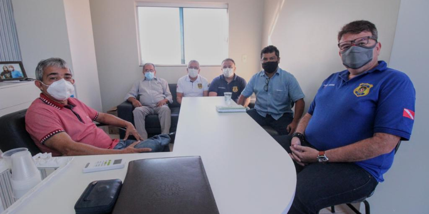 Redenção terá núcleo do Centro de Perícias Científicas Renato Chaves