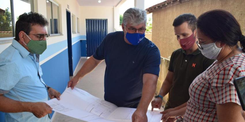 Redenção vive pleno desenvolvimento com obras e serviços