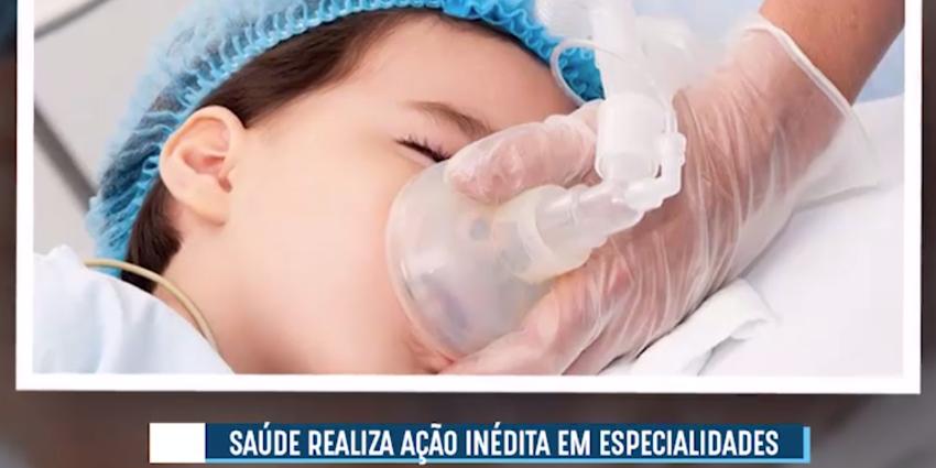 Secretaria de Saúde de Redenção realiza grande frente de trabalho para zerar filas de atendimentos