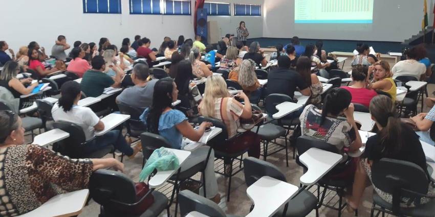 Secretaria de Educação apresenta desempenho das escolas na Prova Redenção