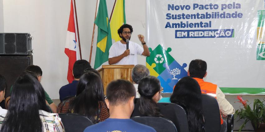SEMMA celebra o Novo Pacto Pela Sustentabilidade Ambiental em Redenção
