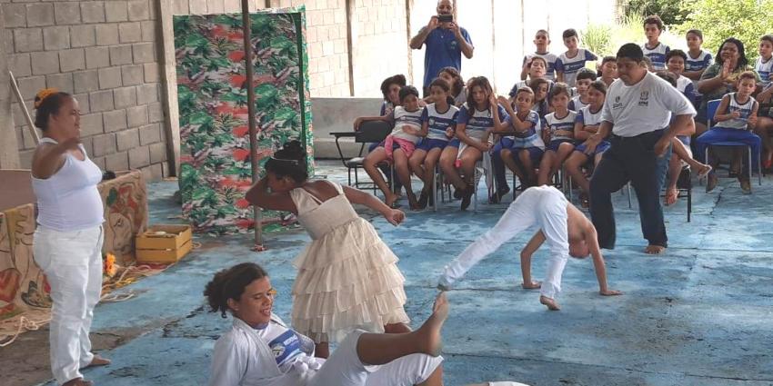 """Escolas promovem ações em alusão ao """"Dia da Consciência Negra"""""""