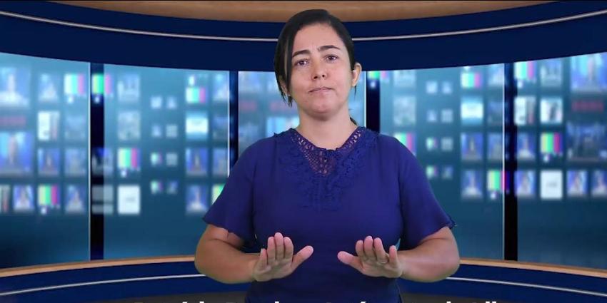 Prefeitura de Redenção disponibiliza vídeo em Libras orientando sobre a covid-19