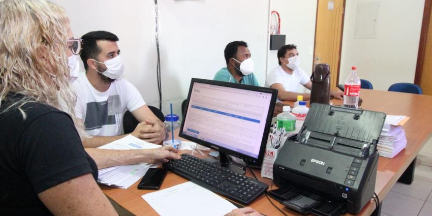 Prefeitura realiza pregão eletrônico para aquisição de materiais para várias secretarias