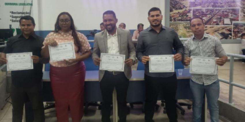 Novos Conselheiros Tutelares de Redenção tomaram posse