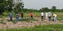 Técnicos da Secretaria de Agropecuária continuam com os trabalhos de incentivo ao produtor rural