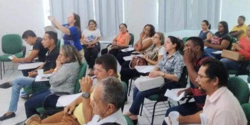 Conselho Nacional de Saúde capacita conselheiros da região do Araguaia e Carajás