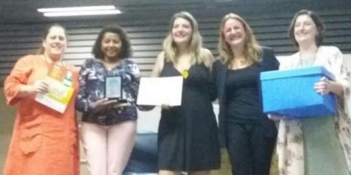 Redenção ganha prêmio Biblioteca 2030