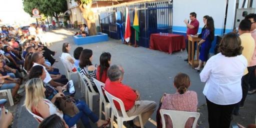 Prefeitura inaugura Farmácia Básica Municipal