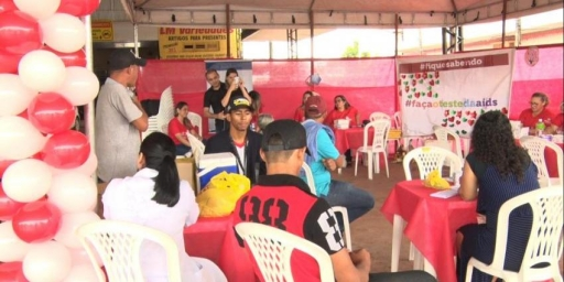 Redenção tem campanha para diagnóstico e prevenção a doenças sexualmente transmissíveis