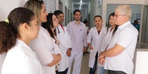 A Secretaria Municipal de Saúde de Redenção tem investido cada vez mais na aquisição de novos equipamentos e mobiliários para hospitais e unidades de saúde