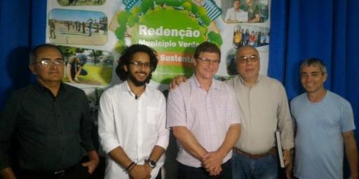 Secretaria Municipal de Meio Ambiente lança o projeto Redenção Município Verde Cidade Sustentável