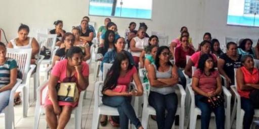 Prefeitura de Redenção capacita servidores da educação em manipulação de alimentos