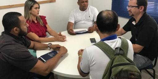 IPPUR reúne Vigilância Sanitária e ACARPA para regularização de ambulantes