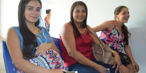 Gestantes visitam Hospital Materno Infantil e conhecem projeto Parto Adequado