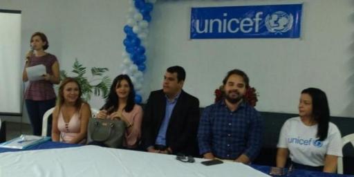1º Encontro de Capacitação sobre a Metodologia do Selo UNICEF e do 1° Fórum Comunitário