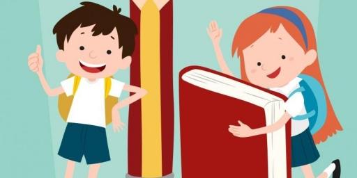 Há vagas para crianças de três a cinco anos na rede municipal de ensino