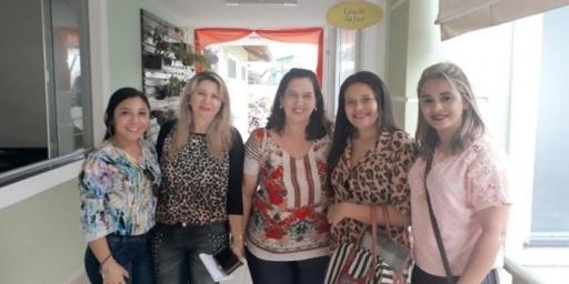 """Secretária de Assistência Social visita o abrigo """"Nosso Lar Socorro Gabriel"""" em Belém"""