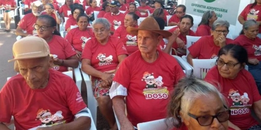Redenção realizou evento de Conscientização da Violência contra a Pessoa Idosa