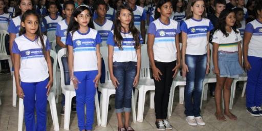 Proerd forma cerca de 400 novos alunos