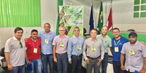Comitiva de Redenção participa do seminário de cooperativismo agropecuário