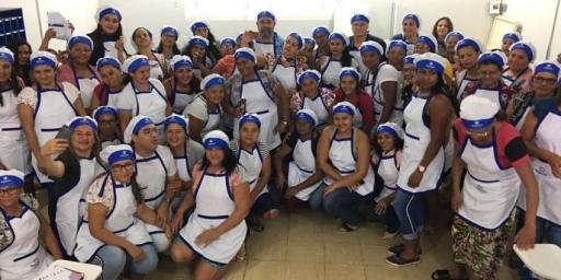Prefeitura de Redenção realiza mais uma capacitação para as merendeiras