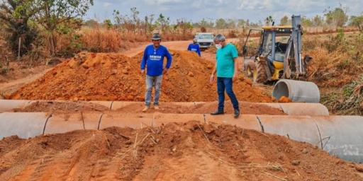 Campina Verde recebe infraestrutura da Prefeitura