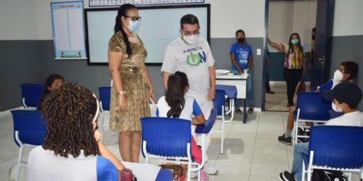 Secretaria de Educação fará levantamento sobre impactos educacionais decorrentes da pandemia de COVID-19