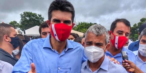 Governador inaugura duplicação da Av. Araguaia e anuncia obras