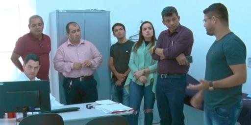 Avanços na Saúde de Redenção chamam a atenção de técnicos de Paragominas