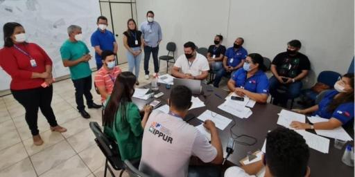 COHAB capacita servidores do IPPUR para regularização fundiária no município de Redenção