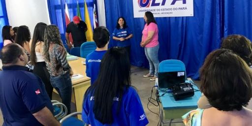 Redenção sedia cursos para entrevistadores e digitadores