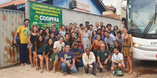 Universidade de Brasília conhece programas e projetos de pesquisas da prefeitura de Redenção