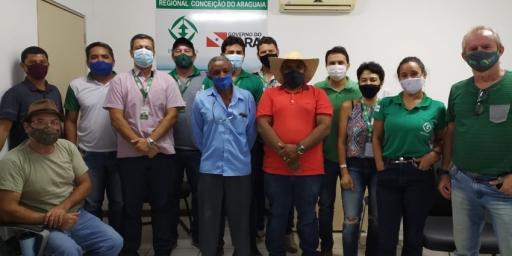 Técnicos avaliam demandas do município ao PNCF