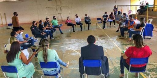 Comitê de Crise discute volta das atividades complementares na rede municipal de ensino