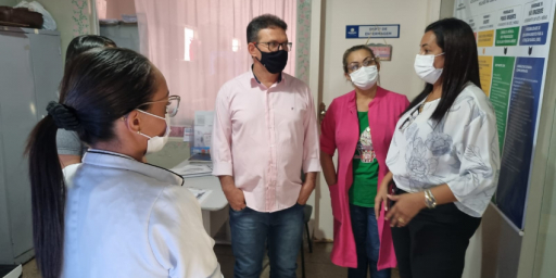 Hospital Materno será adequado para grávidas ter acompanhantes
