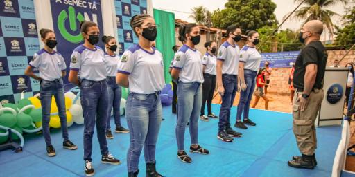 Primeira Escola Cívico-Militar do sul do Pará é inaugurada em Redenção