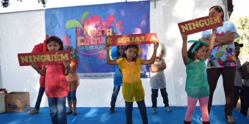 1ª Mostra Cultural da Educação Infantil de Redenção foi um sucesso