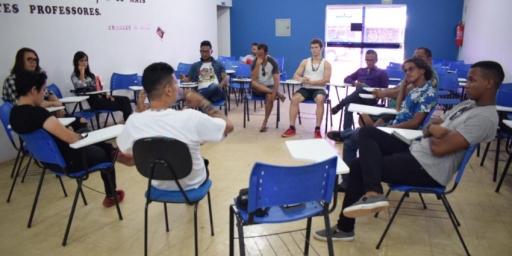 SEMEC recebe 1ª Roda de Diálogos Painel das Artes