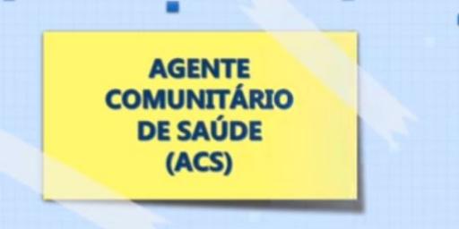 Acompanhe as informações sobre cadastro de reserva de agentes comunitários de saúde e agentes de combate à endemias