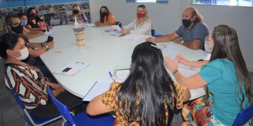 SEMEC reforça ações para busca ativa de alunos que não estão participando das aulas remotas